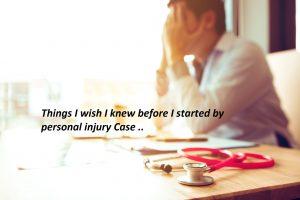london personal injury lawyer